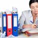 Chaos des papiers administratifs